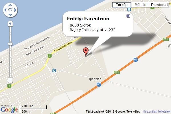 Erdélyi Facentrum-Faház